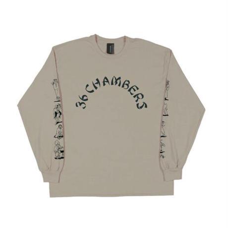 "36 Chambers"" L/S Tee"
