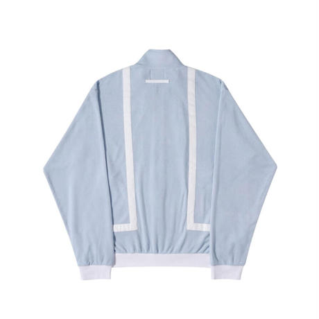 unknown/TERRY TOWELLING TRACK JACKET