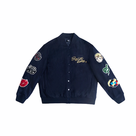 SALUTExEVAE shears jacket