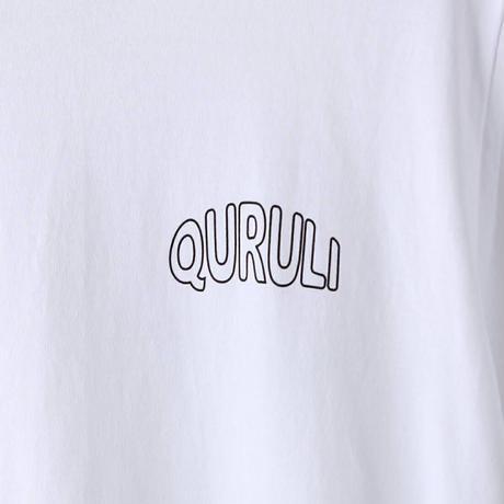 【QURULI LIVE TOUR 2021 】Tシャツ ホワイト