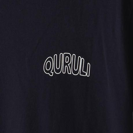 【QURULI LIVE TOUR 2021 】Tシャツ ネイビー