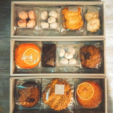 おうち時間のおともに。QWA焼き菓子アソートseason0108