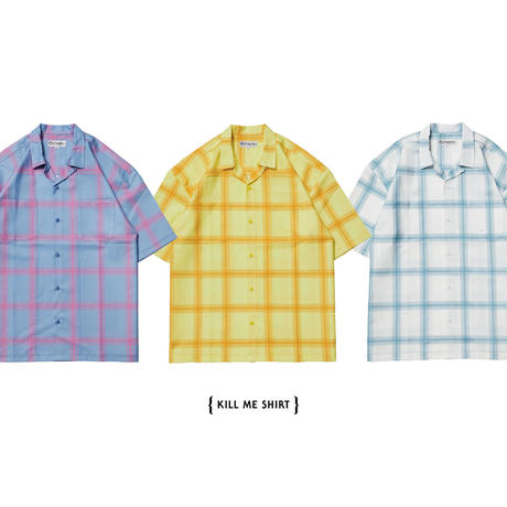 【Evisen skateboards】KILL ME SHIRT
