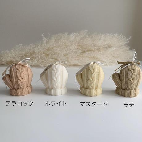 〜mitten〜ミトンキャンドル