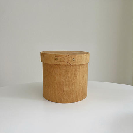 natural wood  shaker box    S