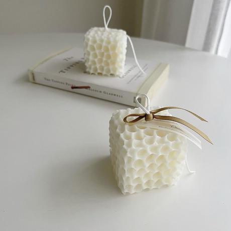 miel  candle