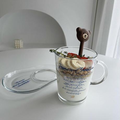 Levain Cookie  グラス&ソーサーセット