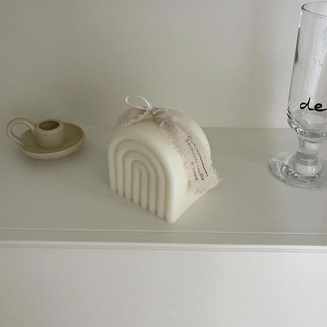 Arch candle