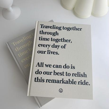 travel vintage ダイアリーブック