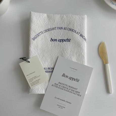 Bon Appétit Kitchen cloth