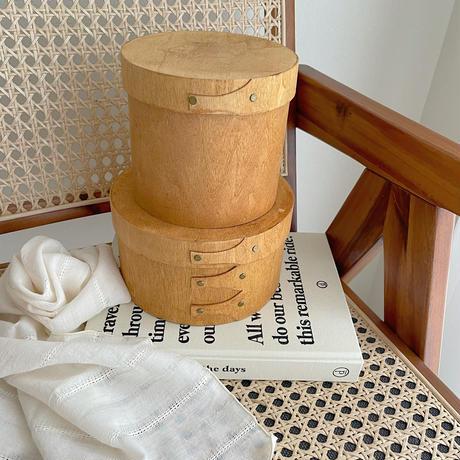 wood shaker box  Mサイズ
