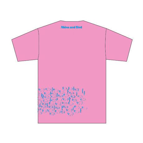 RaB-Tミロコマチコ ピンク