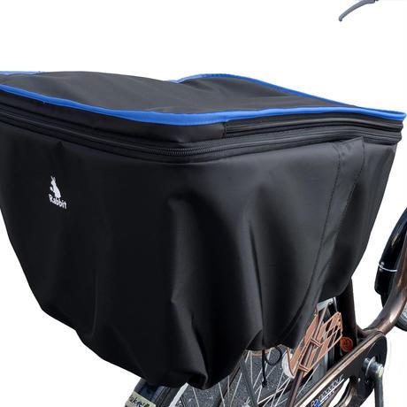 【日本製】自転車前用かごカバー 前後兼用 RBC2009J-BK-BA