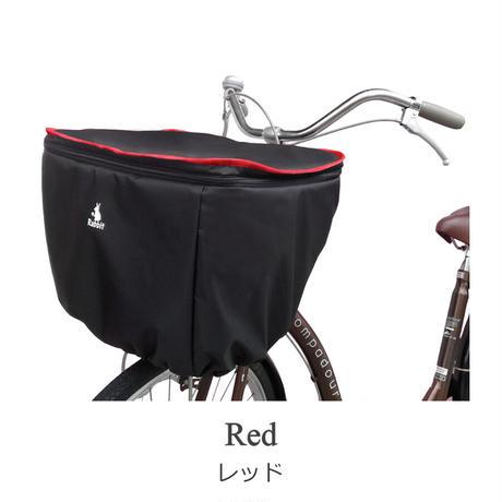 【日本製】自転車 前用かごカバー 大型 前用 RBC2104J-BK-JU