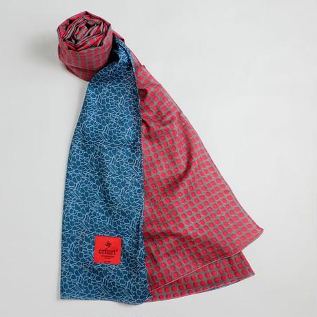 【SALE】erfurt〈エルフルト〉/ スカーフ ショール【Cotton / 431100】
