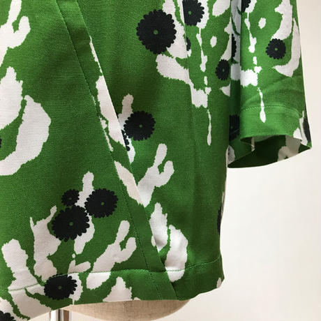 【SALE】Anne Willi〈アンヌ・ウィリ〉/ シャツブラウス【ALOES】