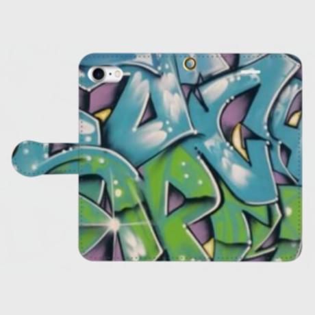 Smart phone case graffiti pt3