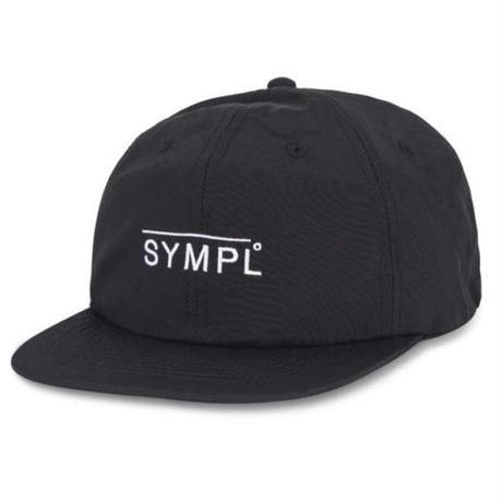 【SYMPL°】Nº01 NYLON BLACK