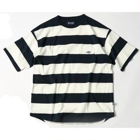 【MAGIC NUMBER】WIDE BOARDER TEE