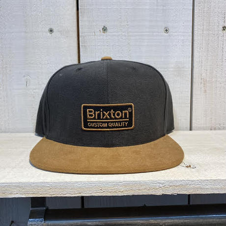 【BRIXTON】GRADE HP SNAPBACK