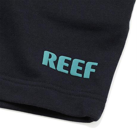 購入特典付き【REEF】BLOCK SWEAT SHORTS