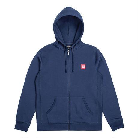 ブリクストン【BRIXTON】Bering Zip Hood Fleece  color:NAVY