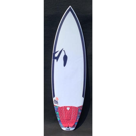 【USED】【JUSTICE】surfboard churro
