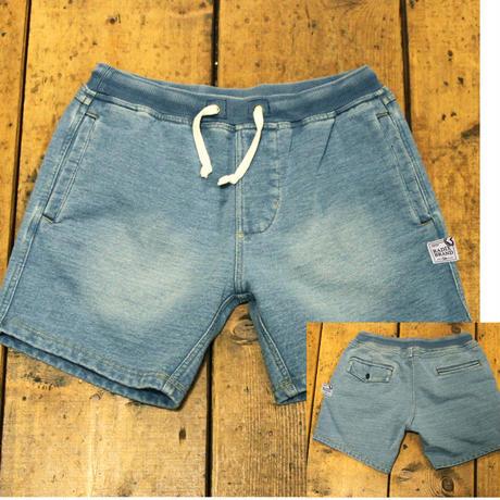 【RADIX ORIGINAL】Sweat Denim Pants  color:Wash
