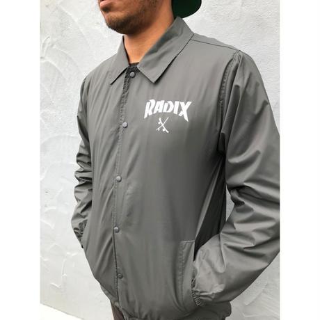 オールシーズン使える‼【RADIX ORIGINAL】COACH JACKET  color : Grey