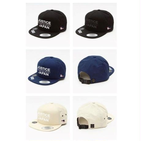 【JUSTICE】JAPAN LOGO FLEXFIT CAP