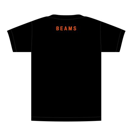 【BEAMSデザイン】RAGE ASIA 2020 オフィシャルTシャツ  GAME BLACK