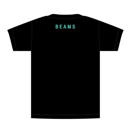 【BEAMSデザイン】RAGE ASIA 2020 オフィシャルTシャツ  MECHANIC MINT
