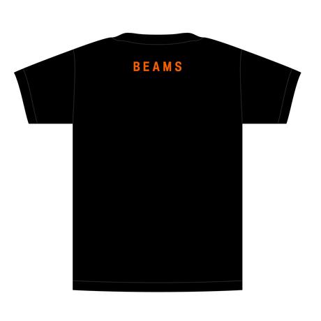 【BEAMSデザイン】RAGE ASIA 2020 オフィシャルTシャツ  MECHANIC ORANGE