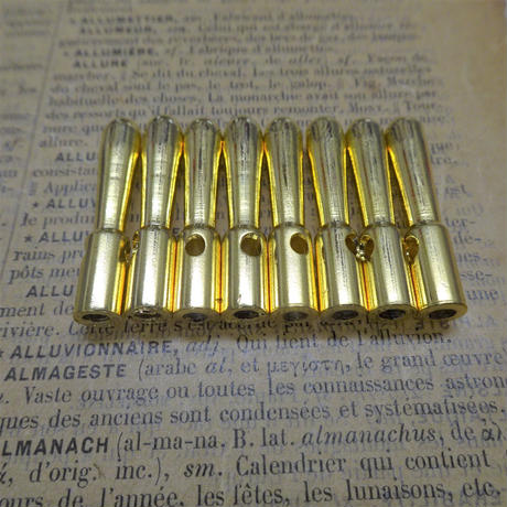 つゆさき       樹脂製  ゴールド #55
