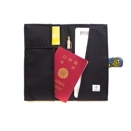 パスポートカバー【Majani / 葉】
