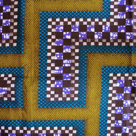 【1m単位】アフリカ布⦅L⦆