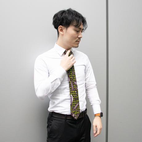 アフリカ布ネクタイ【Kipupwe / 冬】