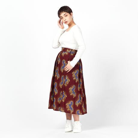 ロングスカート【Red Horse】