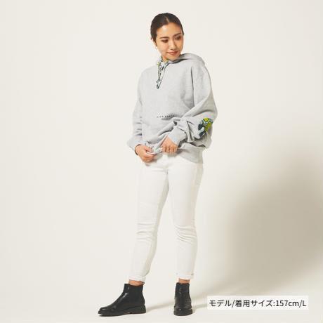 アフリカンフーディー【Grey】