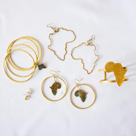 アフリカンピアス【Small】