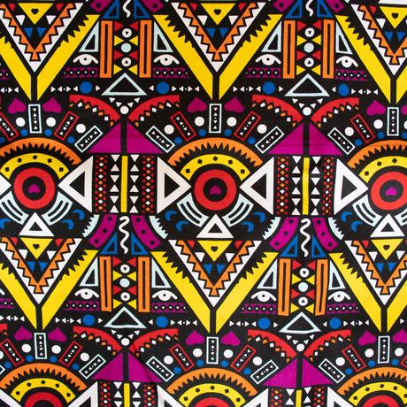 【1m単位】アフリカ布⦅A⦆