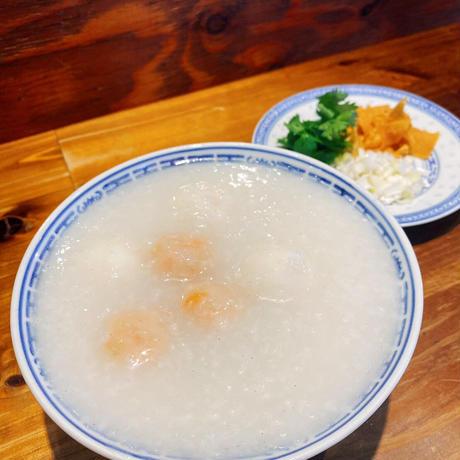 【冷凍】楽関記特製 中華粥 500g(クール宅急便)