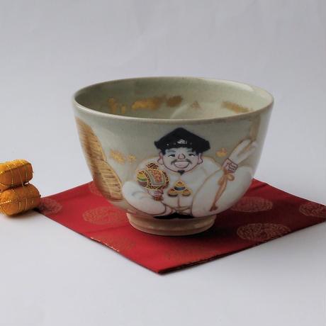 大黒さん 茶碗|山本雄次