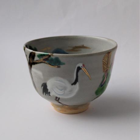 福禄寿 茶碗|山本雄次