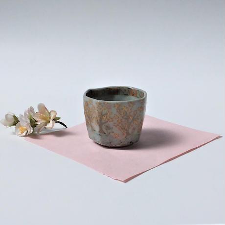 桜游々 ぐい呑|内田 裕子