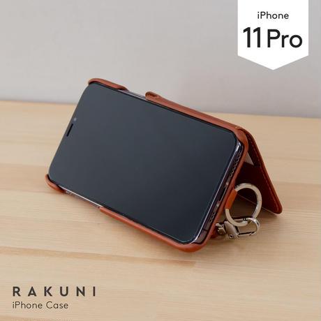 iPhone11 Pro|本牛革|RAKUNI iPhoneケース