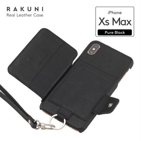 iPhoneXS Max|本牛革|RAKUNI iPhoneケース