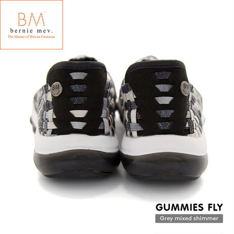 Gummies Fly  Grey Mixed Shimmer(グレイミックスドシマー)bernie mev.