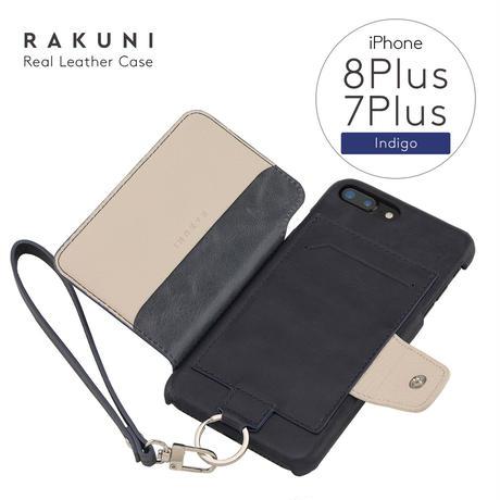 iPhone7/8 Plus|本牛革|RAKUNI iPhoneケース