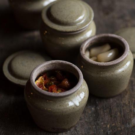 ケチャップ壺